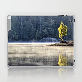 Glen Affric morning mood Laptop & iPad Skin