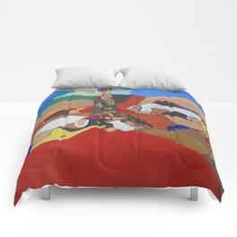 Nature in Dialogue Comforters