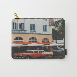 Art Deco Heaven, Miami Beach Carry-All Pouch