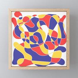 artwork Framed Mini Art Print