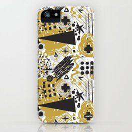 Itchy Sketchy No.1 iPhone Case