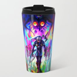 ZELDA LINK ART PAINT Travel Mug
