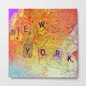 New York Map by ganech