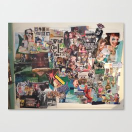 Patria Canvas Print