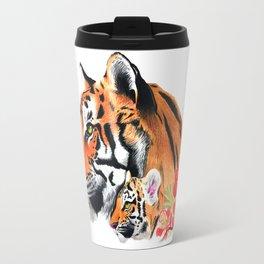 Tiger & Cub Travel Mug