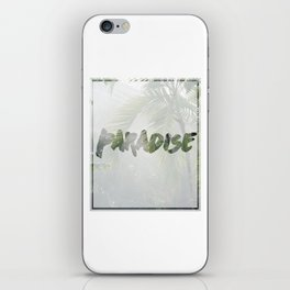 Paradise Palm Trees iPhone Skin