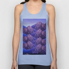 The Mountains of my Heart Unisex Tank Top