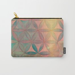 Flower of Life Carry-All Pouch