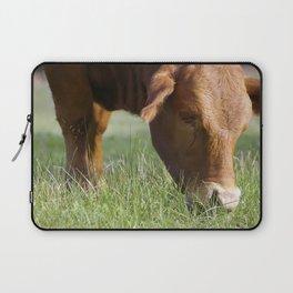 Ellen Grazing @ Happy Hooves Farm Sanctuary Australia Laptop Sleeve