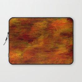 Autumn abstract texture Laptop Sleeve