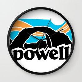 Lake Powell Vintage Wall Clock