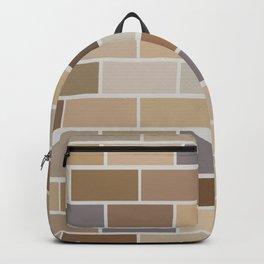 Kinda Brickish Backpack