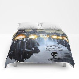 The Run Comforters