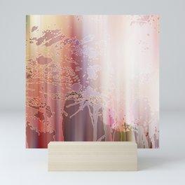 Golden trees - Eden Collection Mini Art Print