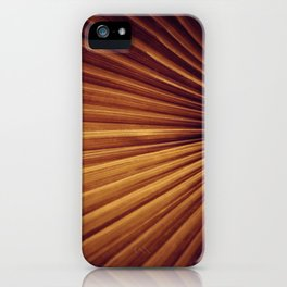 Fast palm iPhone Case