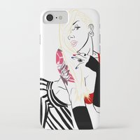celebrity iPhone & iPod Cases featuring Celebrity by Nunyah Bidness