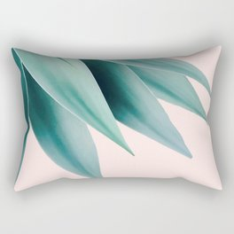 Agave flare Rectangular Pillow