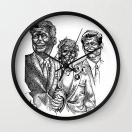 Dead Kennedys Wall Clock