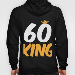 60. Birthday Present 60 Years Old Funny Gift Hoody