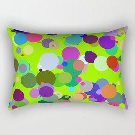 Circles #13 - 03182017 Rectangular Pillow