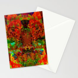 Cassiopeian Entity Stationery Cards