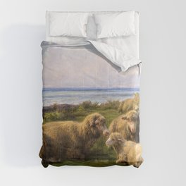 Rosa Bonheur - Sheep By The Sea - Digital Remastered Edition Comforters