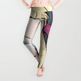 Touched by Petals Leggings