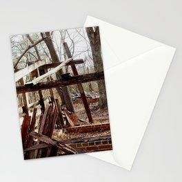 Abandoned #3 Stationery Cards