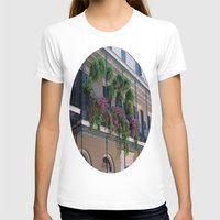 new orleans T-shirts featuring New Orleans Florals by Brown Eyed Lady