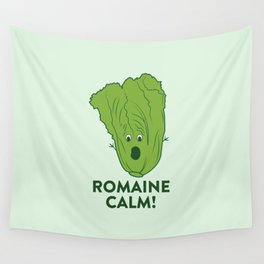 ROMAINE CALM Wall Tapestry
