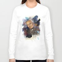 tolkien Long Sleeve T-shirts featuring J.R.R. Tolkien by Philipe Kling