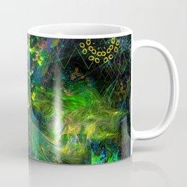 Rain Light Tears (totem, visionary, psychedelic) Coffee Mug