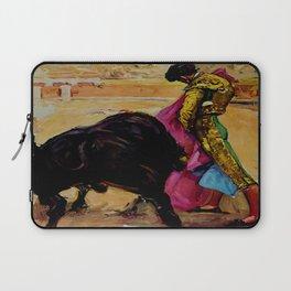 Fiesta de Toros in Spain Travel Laptop Sleeve
