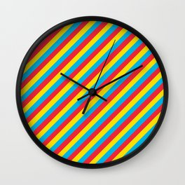 Carnival Royale Wall Clock