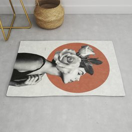Beauty & Roses Rug