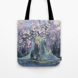 March - Forest of the flower - Tote Bag