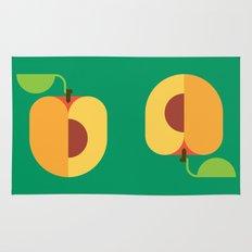 Fruit: Apricot Rug