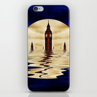 politics iPhone & iPod Skins featuring Drowning in Politics by Shalisa Photography
