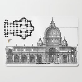 St. Peter Basilica - Rome, Italy Cutting Board
