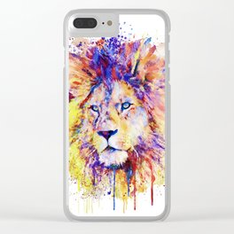 The New King Clear iPhone Case