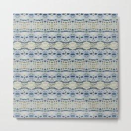 Sigrid Hjerten - Swedish Lace Metal Print