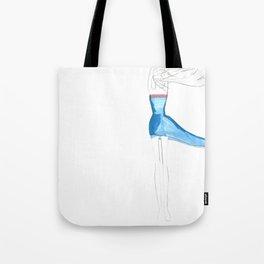 Girlwind Tote Bag