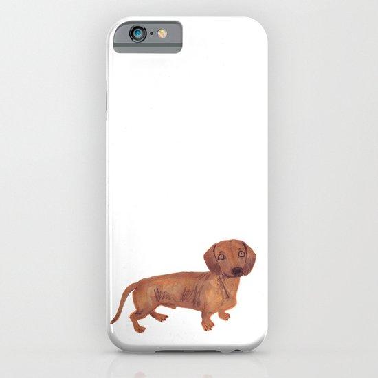 Dachshund Sausage dog iPhone & iPod Case