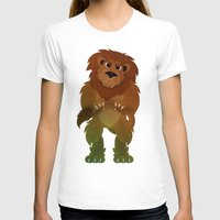 oz T-shirts featuring OZ - Lion by Drybom