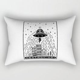 destroy us! Rectangular Pillow