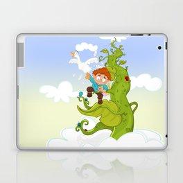 Jack and the Beanstalk Laptop & iPad Skin