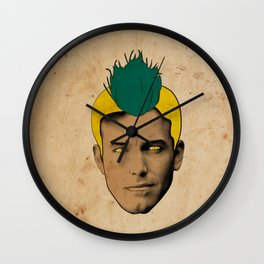 Blen Affleck Wall Clock
