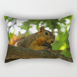 Avoiding Commitment Rectangular Pillow