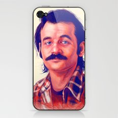 Young Mr. Bill Murray iPhone & iPod Skin