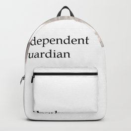 Akbash Backpack